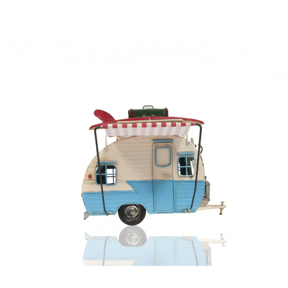 Piggy Bank and Picture Frame Camper Trailer Model - 376341. Picture 1