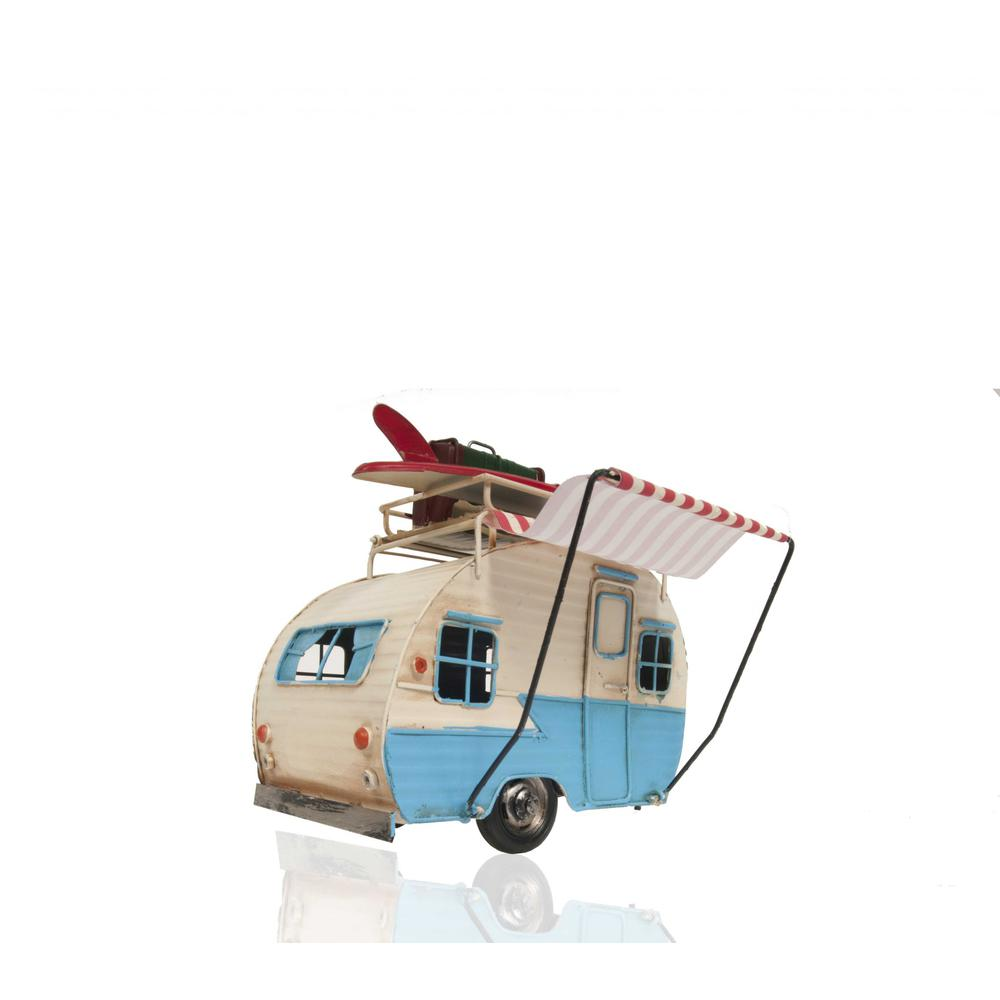 Piggy Bank and Picture Frame Camper Trailer Model - 376341. Picture 5