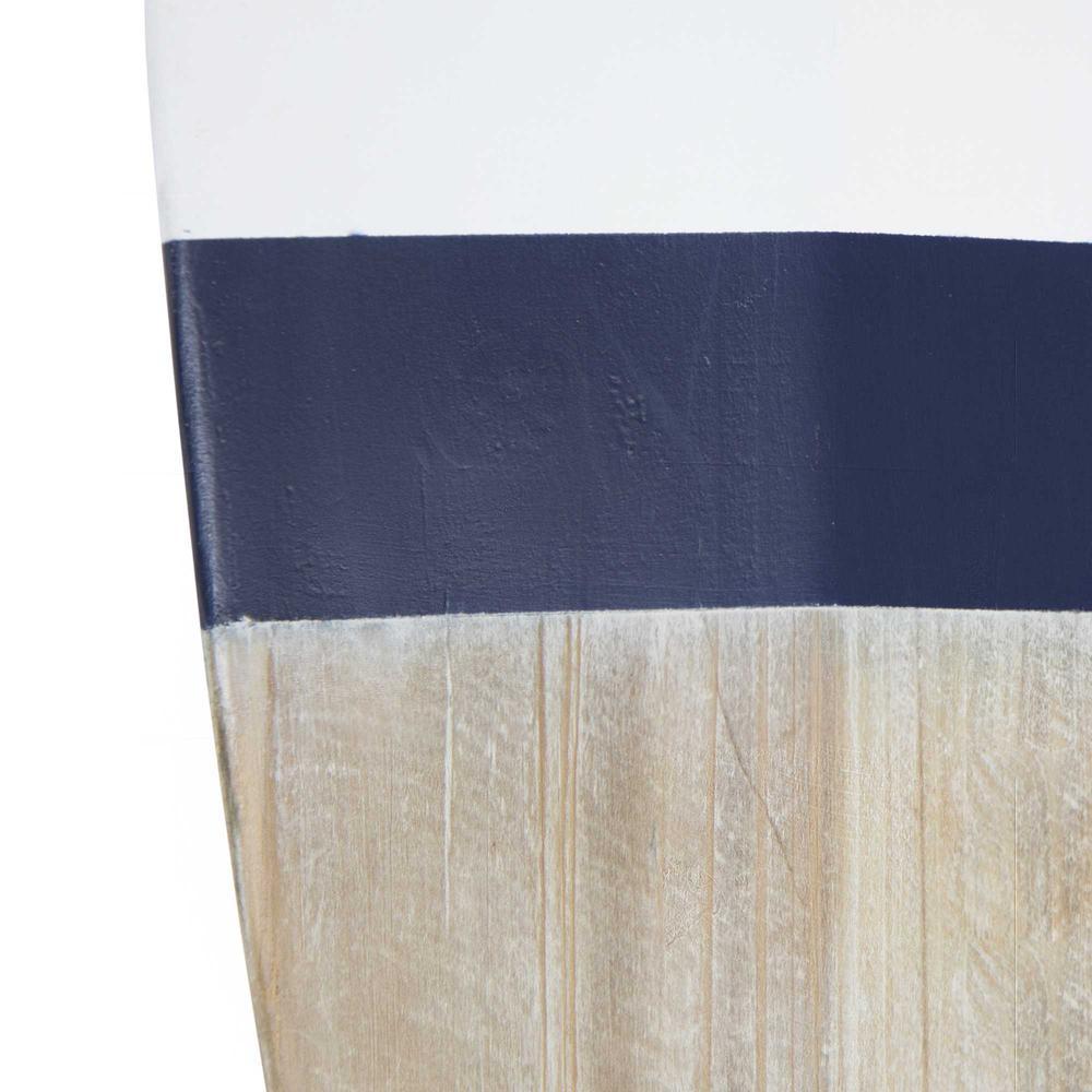 Wooden Oar Wall Decor - 376619. Picture 3