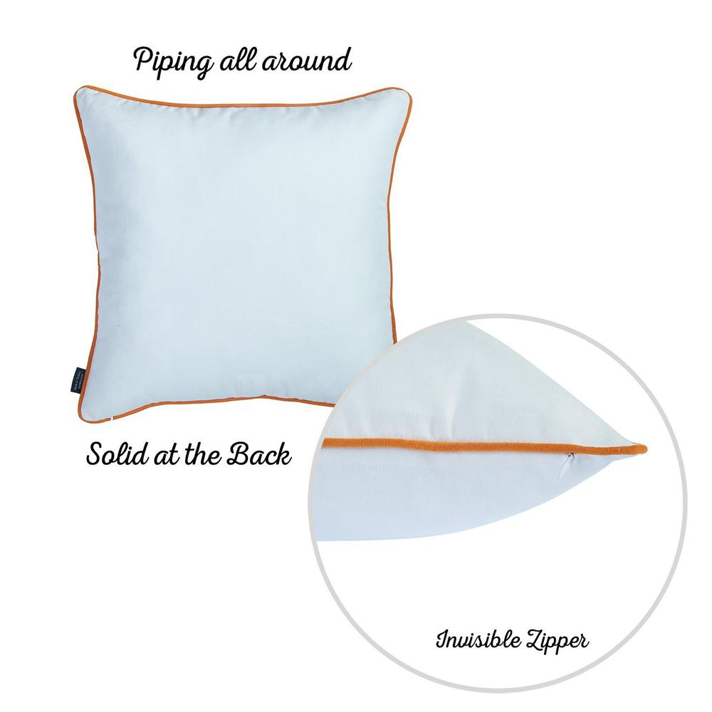 """Set of 2 18"""" Thanksgiving Pie Throw Pillow Cover in Multicolor - 376883. Picture 3"""