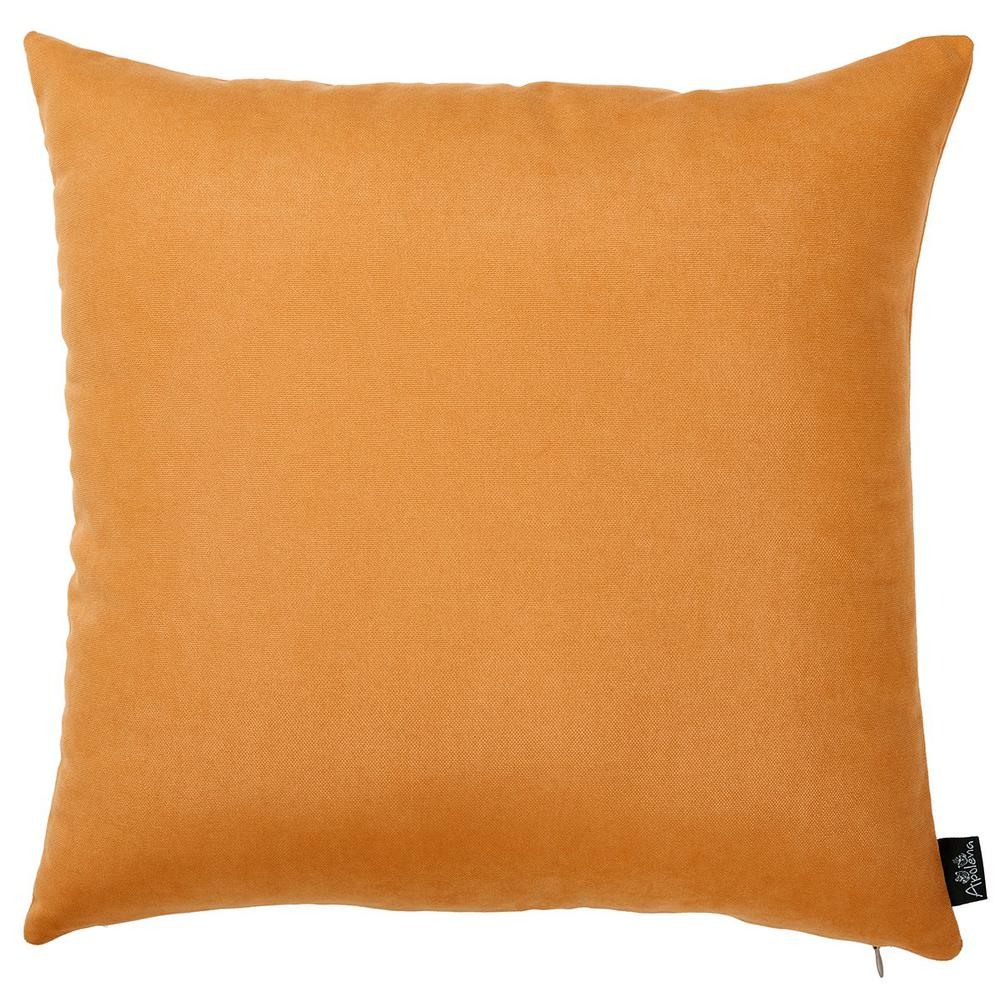 """Set of 2 18""""  Fall Season Pumpkin Pie Throw Pillow Cover in Multicolor - 376894. Picture 4"""