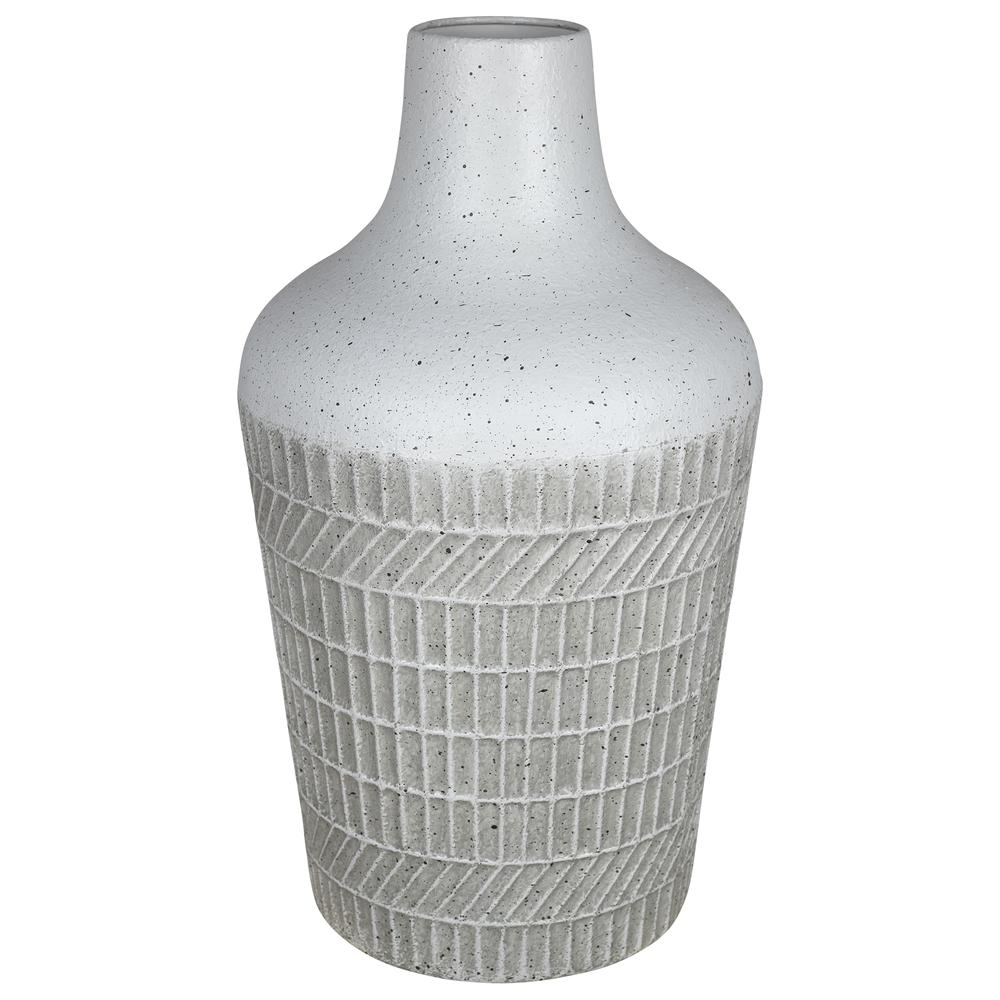 Speckled and Textured Vase - 380773. Picture 1