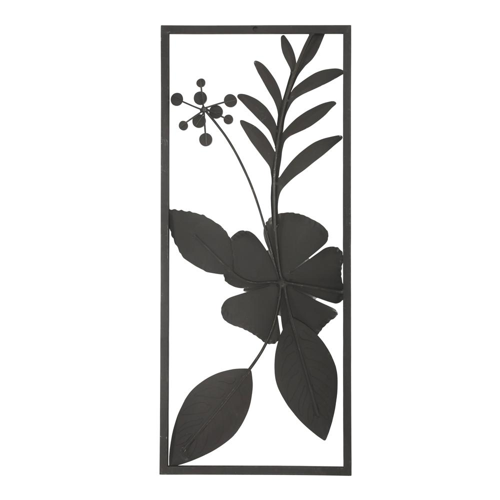 Peace Floral Vines Vertical Wall Decor - 380819. Picture 4