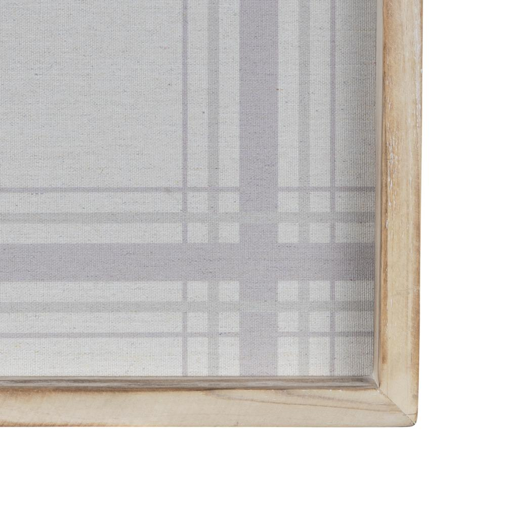 Neutral Tones Comfy Natural Wood Framed Wall Art - 380853. Picture 2