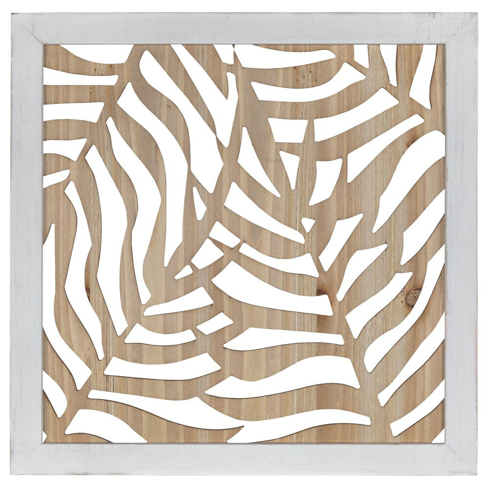 Abstract Natural Palm 1 Wall Decor - 380863. Picture 1