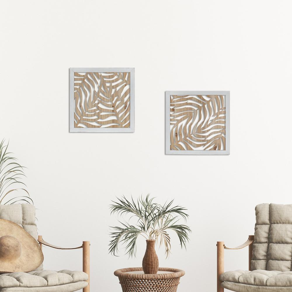 Abstract Natural Palm 1 Wall Decor - 380863. Picture 6