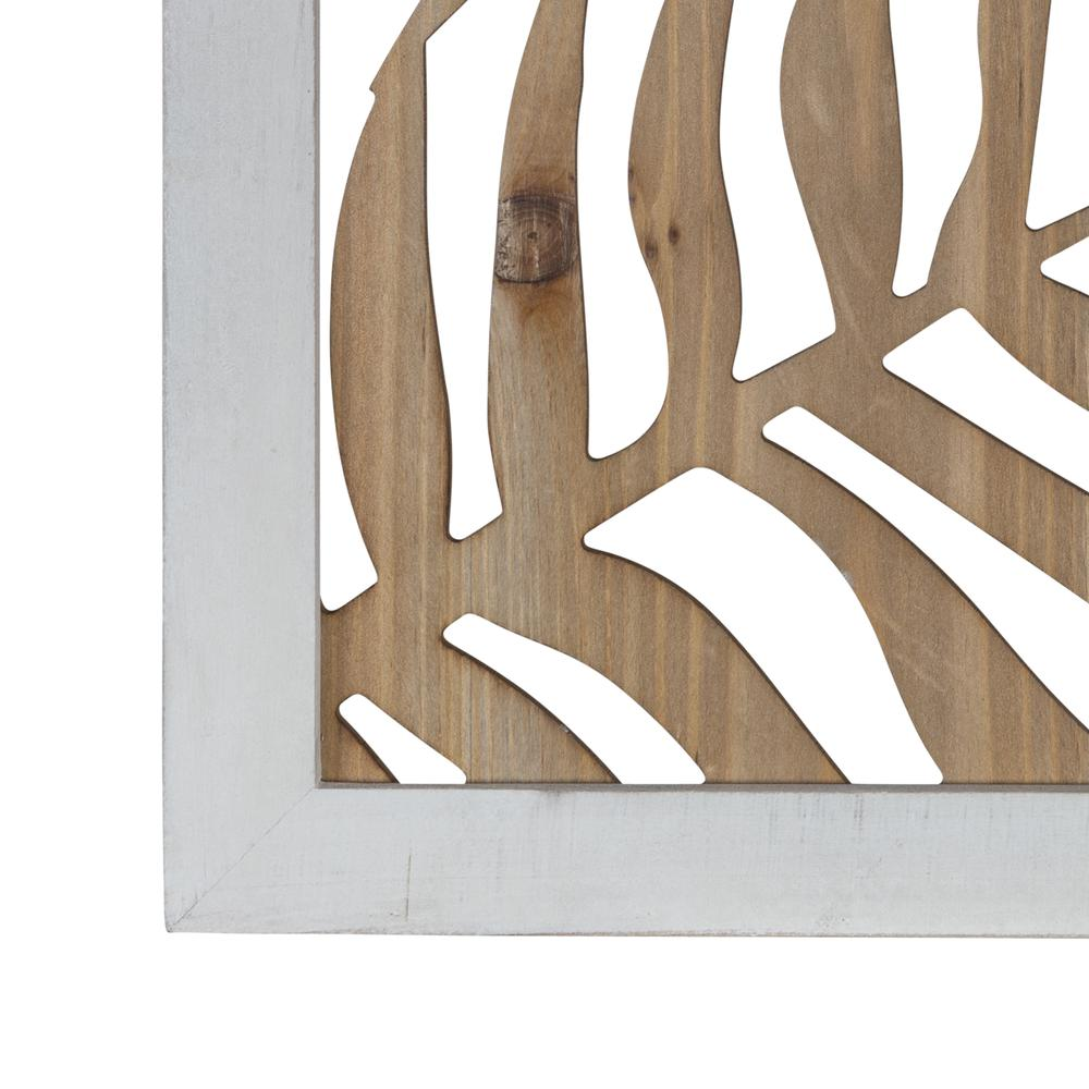 Abstract Natural Palm 2 Wall Decor - 380864. Picture 1
