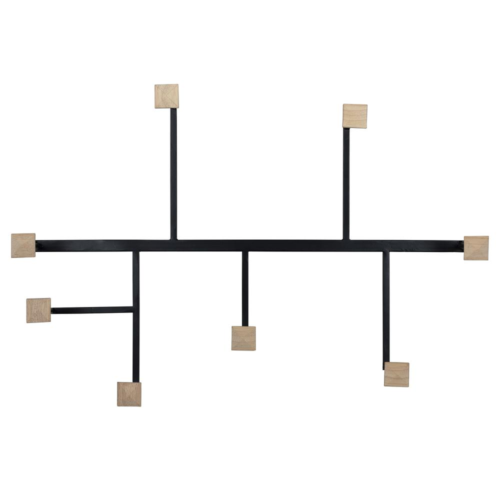 Modern Floating Wall Hooks - 380870. Picture 1