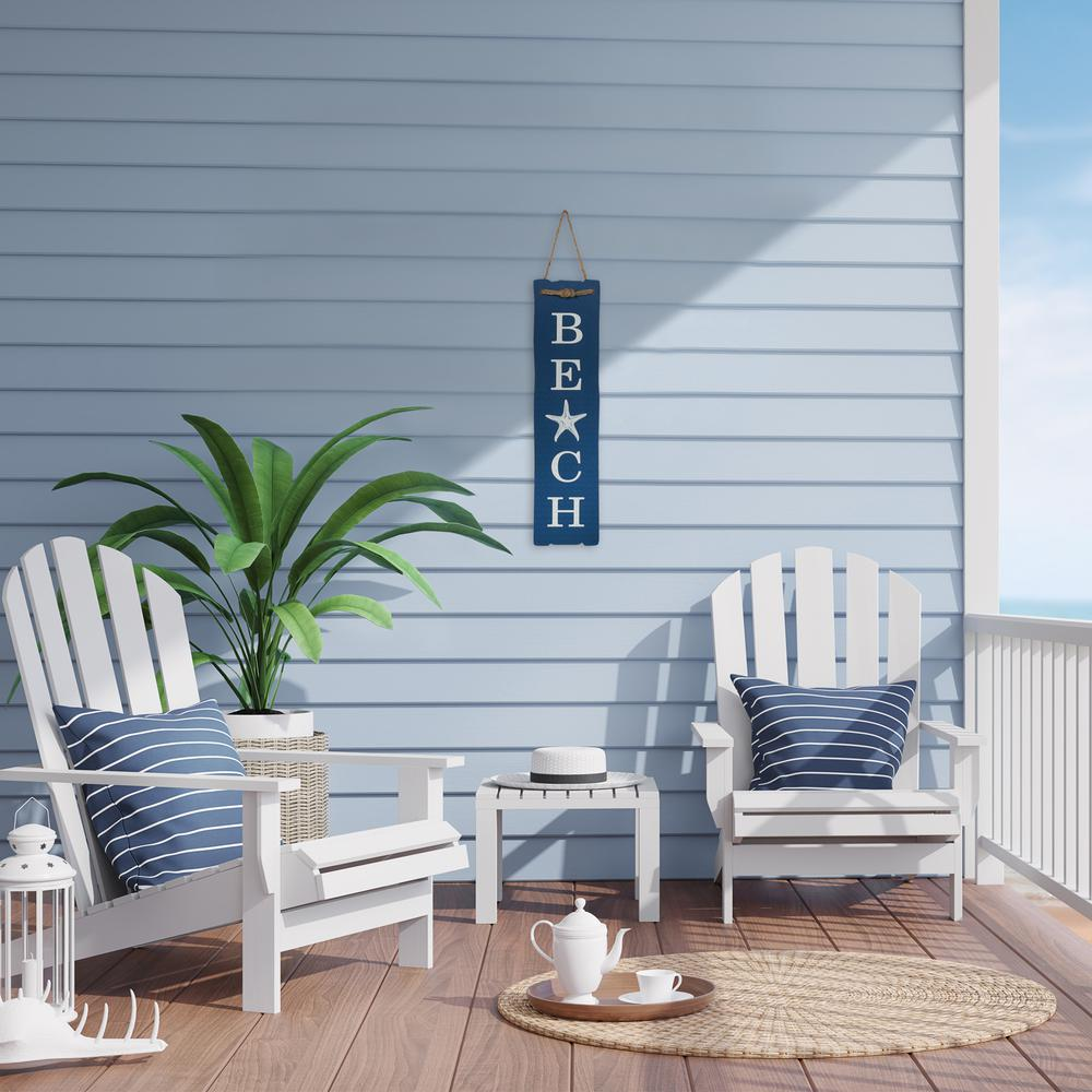 Blue and White Beach Wall Decor - 380885. Picture 2