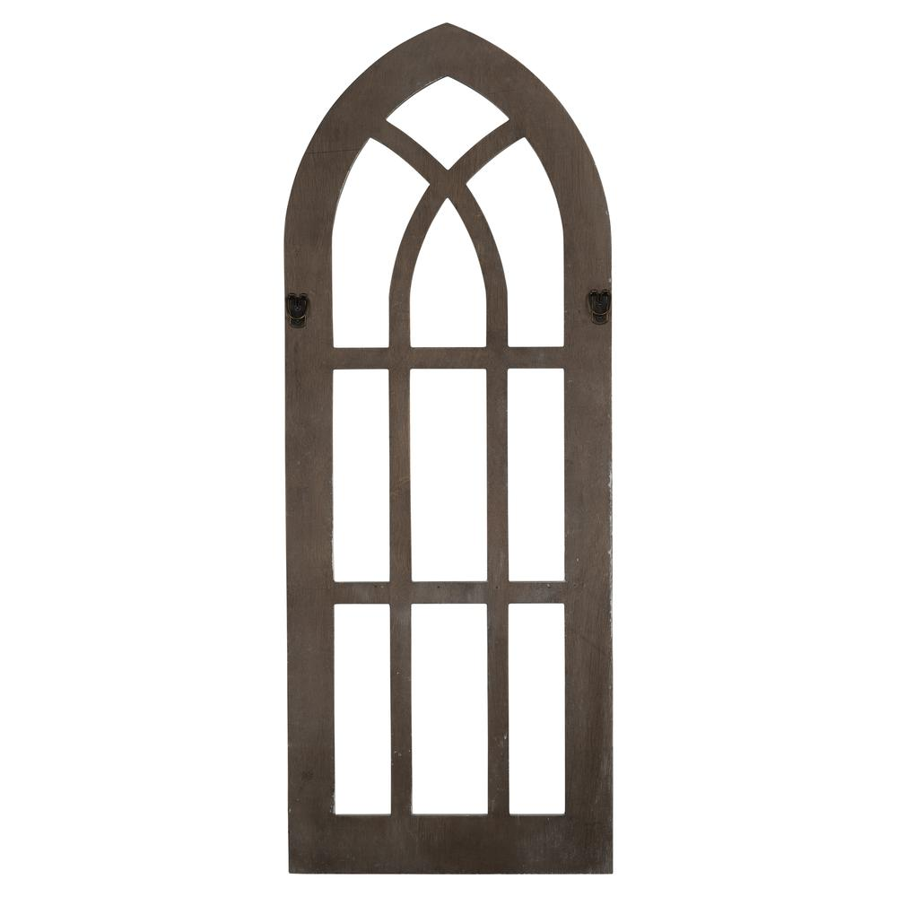 White Window Arch Wall Shelf - 380886. Picture 4