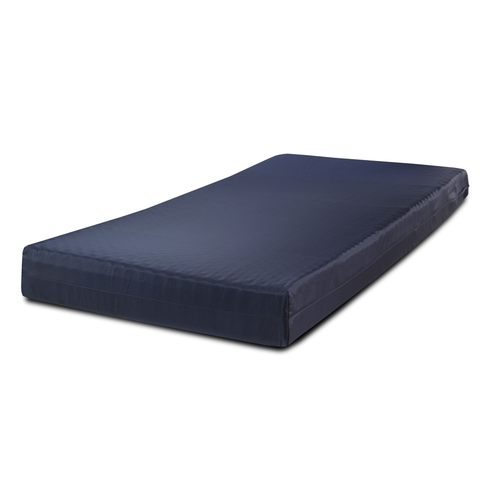 "Cherry 8"" Dual Comfort Nylon Twin XL Waterproof Mattress - 382899. Picture 1"