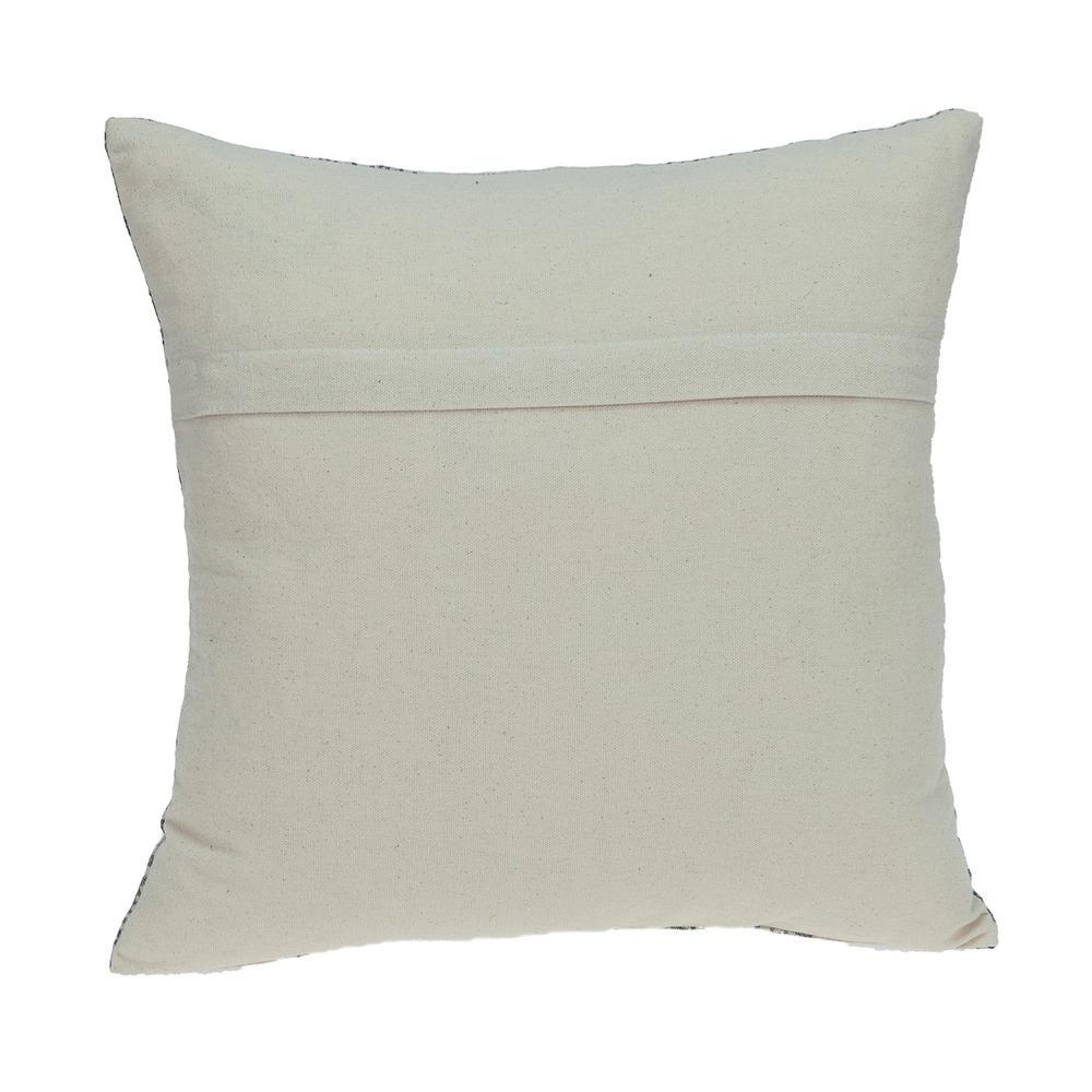 Gray Aztec Design Throw Pillow - 383091. Picture 3
