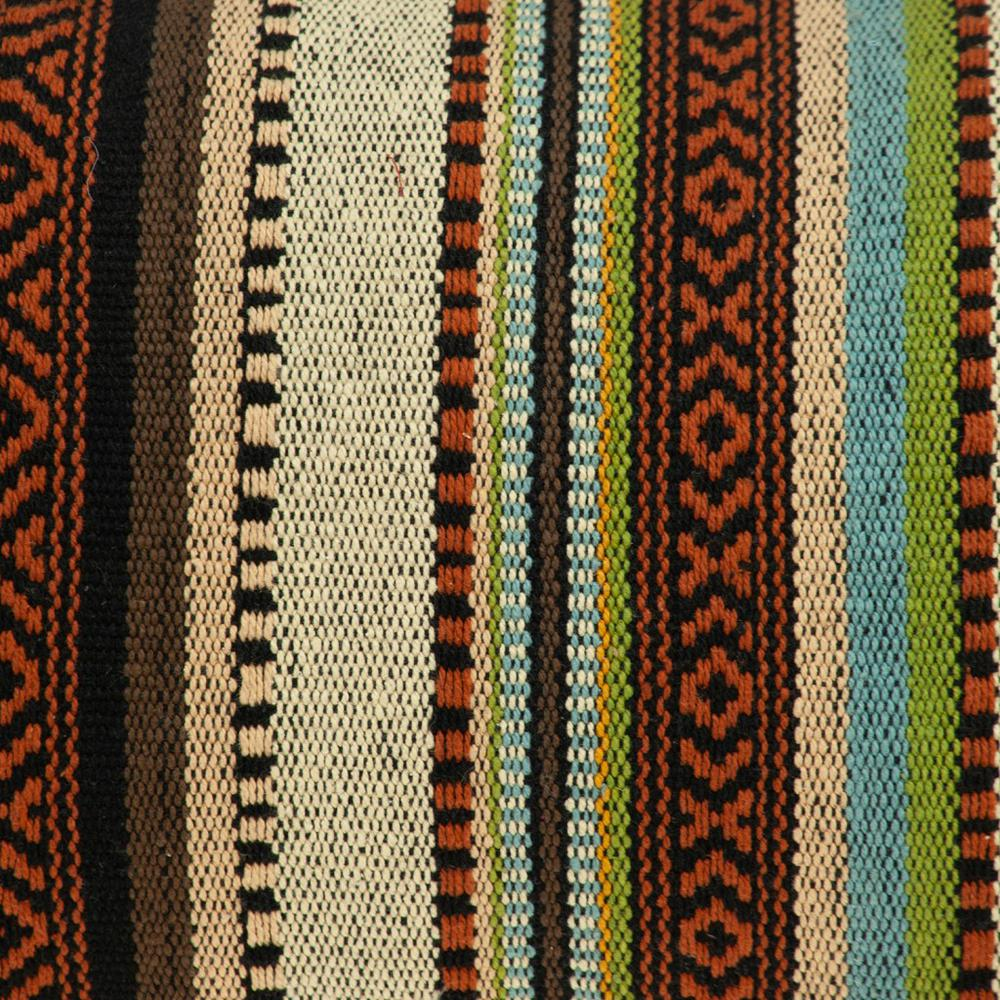 Bohemian Fringe Throw Pillow - 383093. Picture 6