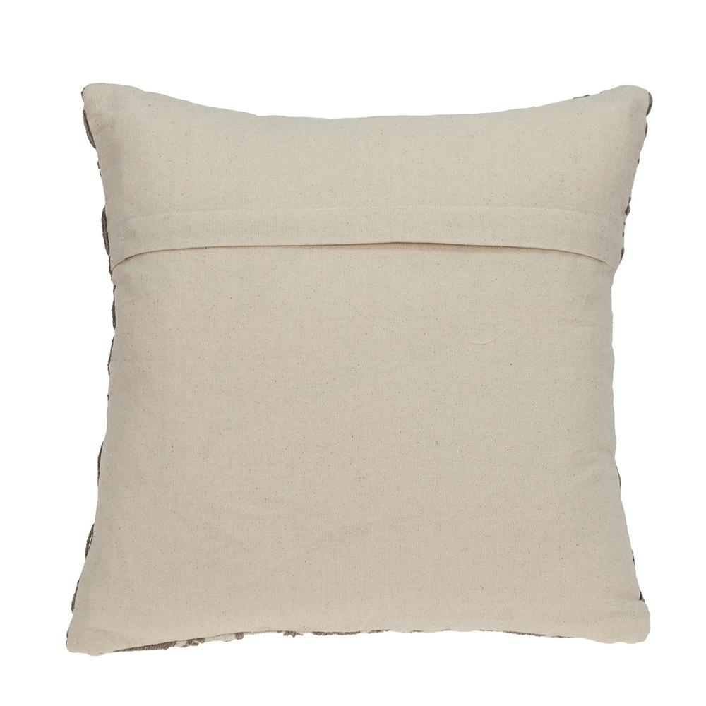 Antique Light Toned Throw Pillow - 383095. Picture 3