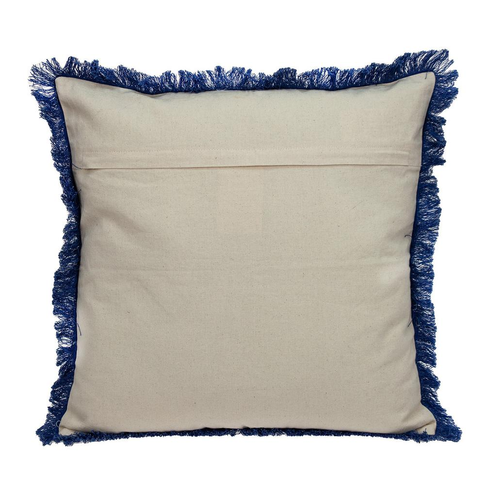 Oyster Beige Throw Pillow - 383116. Picture 3