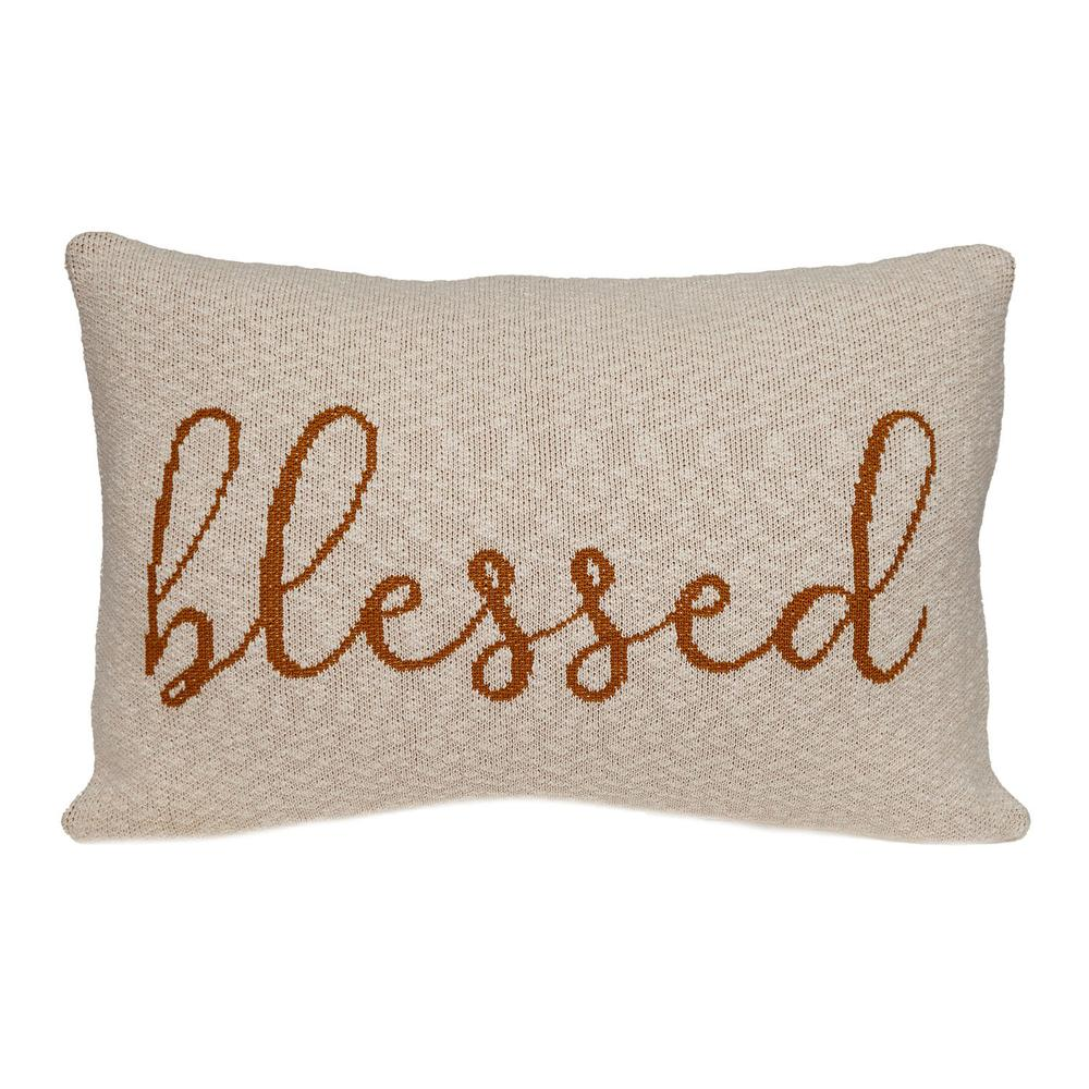 Blessed Carmel Throw Pillow - 383150. Picture 1