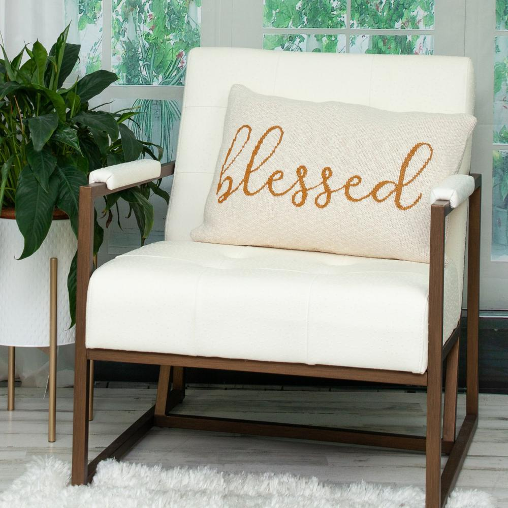 Blessed Carmel Throw Pillow - 383150. Picture 2
