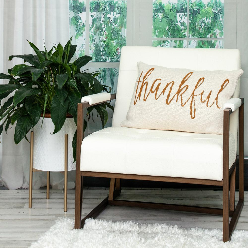 Thankful Decorative Pillow - 383151. Picture 2