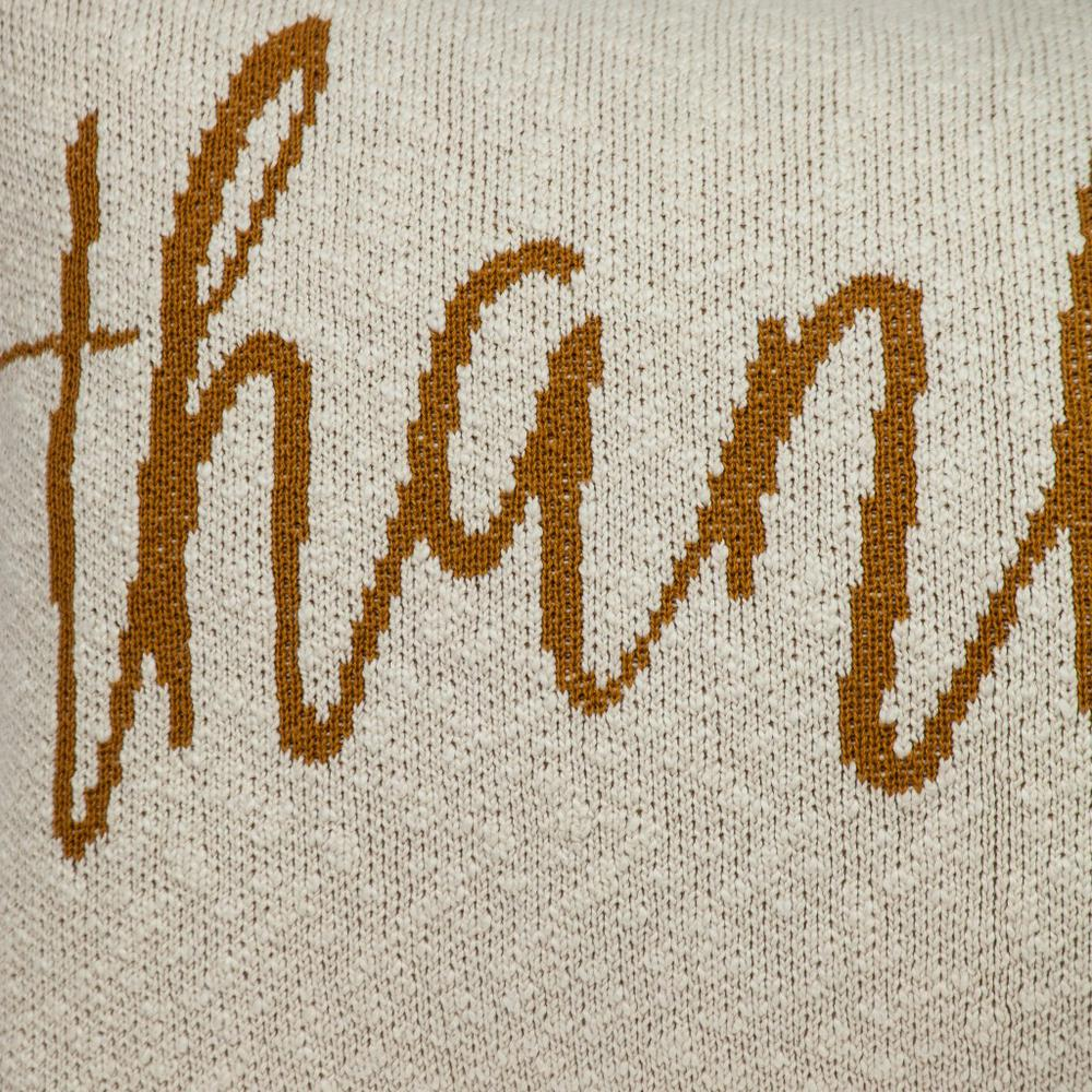 Thankful Decorative Pillow - 383151. Picture 6