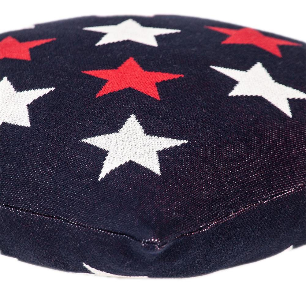 Americana Stars Throw Pillow - 383170. Picture 5