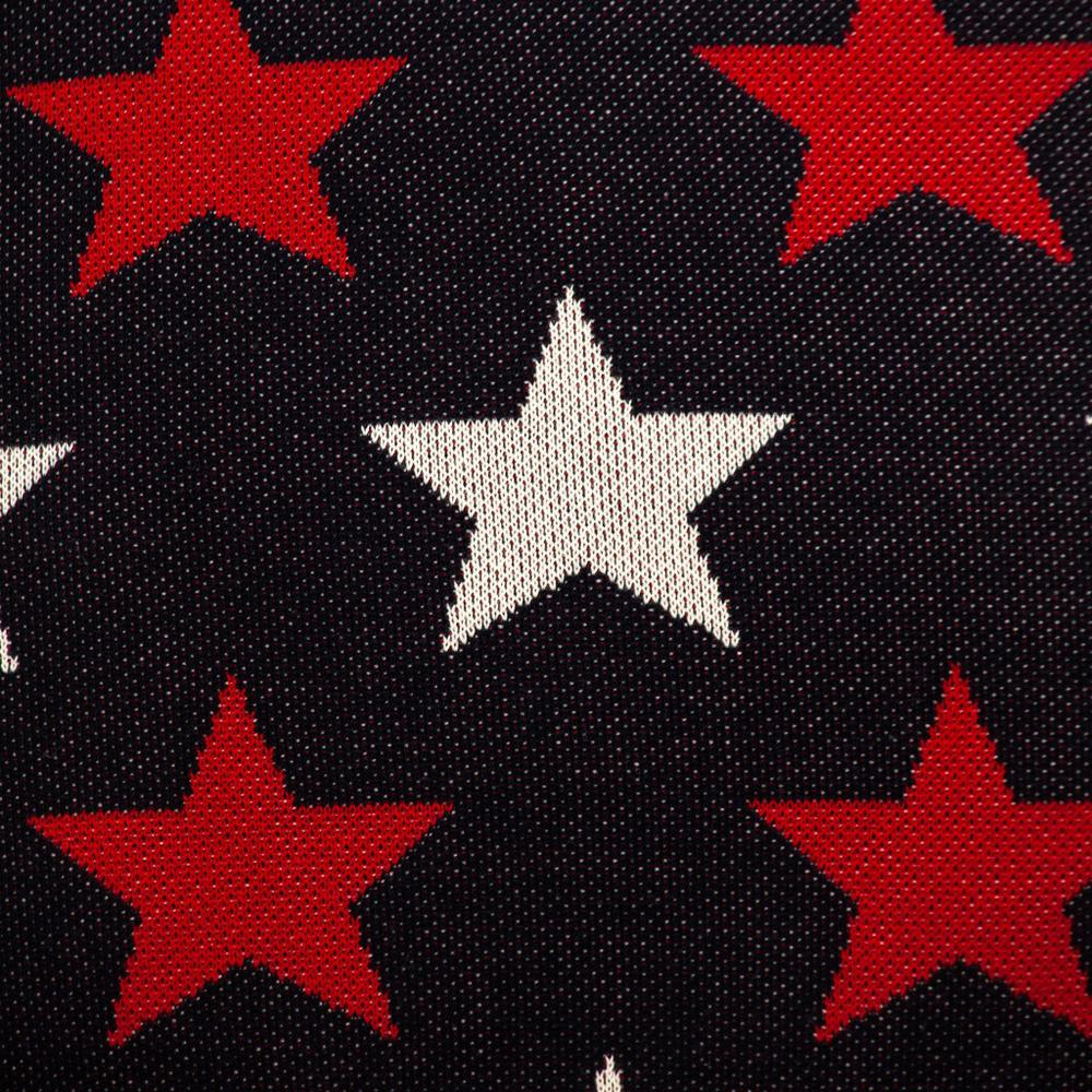 Americana Stars Throw Pillow - 383170. Picture 6