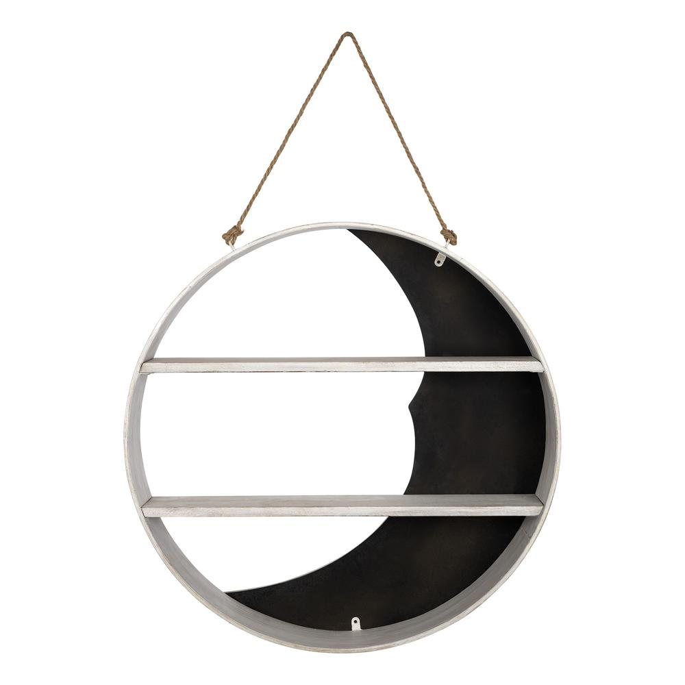 Good Night Mr. Moon Wooden Wall Shelf - 383227. Picture 5