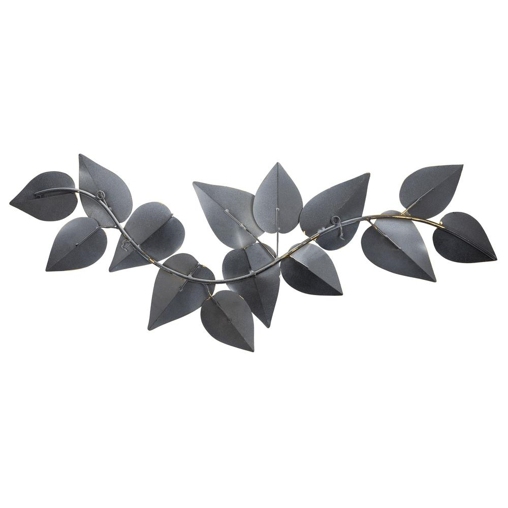 Metal Leaves Modern Centerpiece - 383239. Picture 5