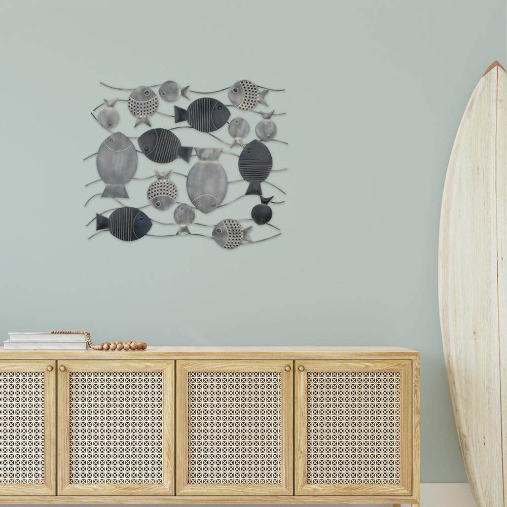 Fish in the Sea Modern Wall Decor - 383241. Picture 6