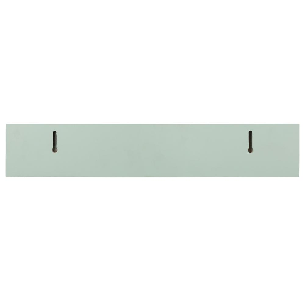 Pale Green Floating Shelf - 383249. Picture 4