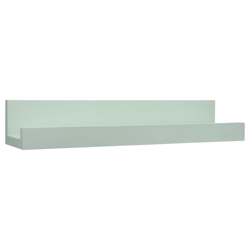 Pale Green Floating Shelf - 383249. Picture 6