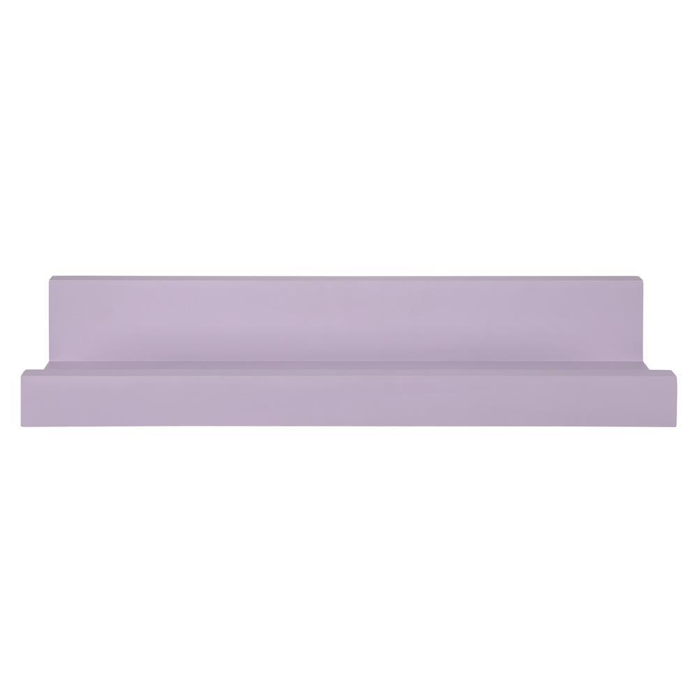 Pale Purple Floating Shelf - 383250. Picture 1