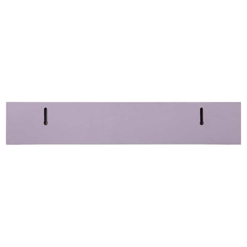 Pale Purple Floating Shelf - 383250. Picture 4