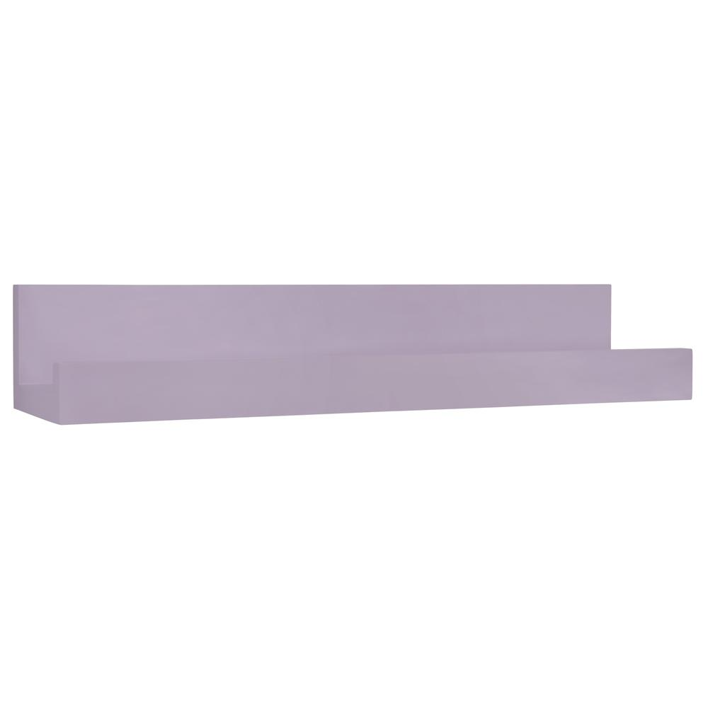 Pale Purple Floating Shelf - 383250. Picture 6
