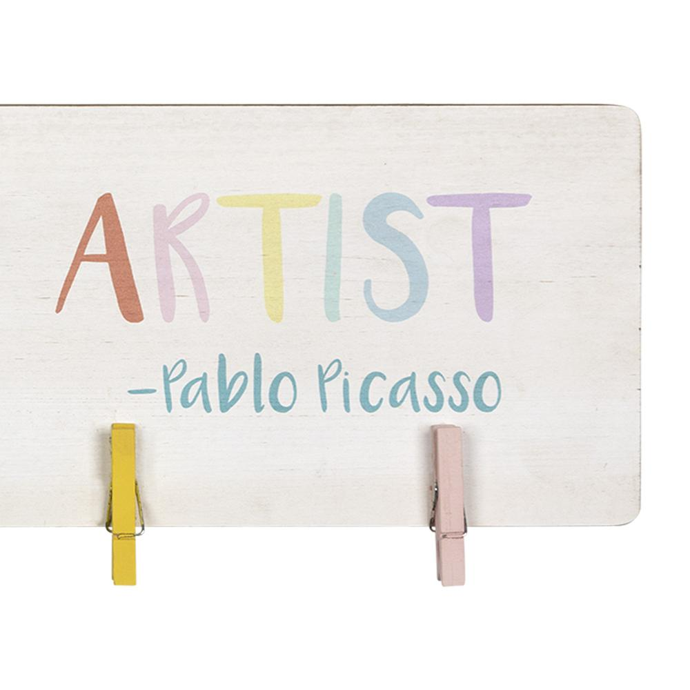 Every Child is an Artist Clip Photo Holder - 383255. Picture 3