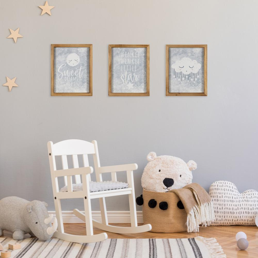 Sweet Dreams Peaceful Wall Art Set - 383256. Picture 2