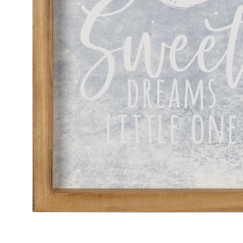Sweet Dreams Peaceful Wall Art Set - 383256. Picture 3