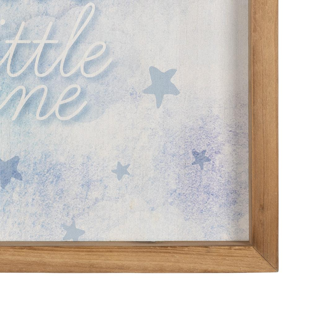 Dream Big Little One Wooden Wall Art Set - 383257. Picture 3