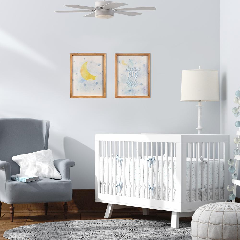 Dream Big Little One Wooden Wall Art Set - 383257. Picture 6