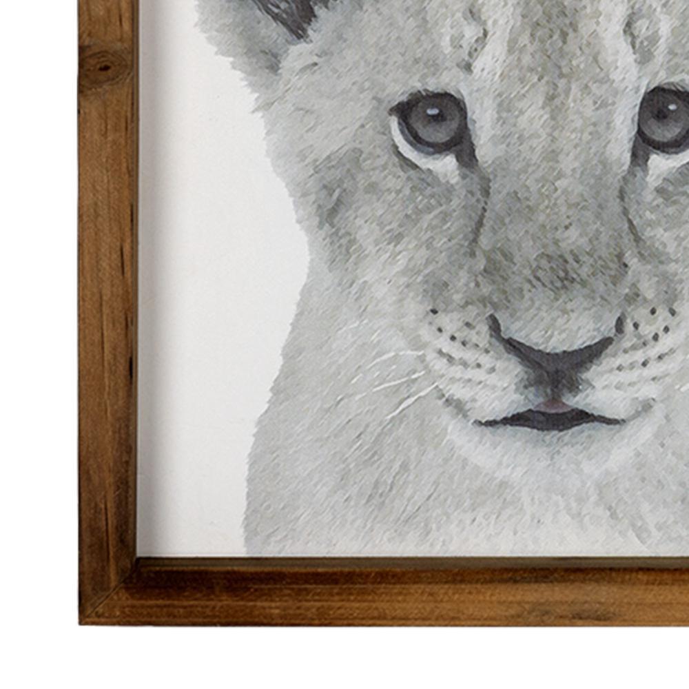 Jungle Safari Modern Wall Art Set - 383260. Picture 3