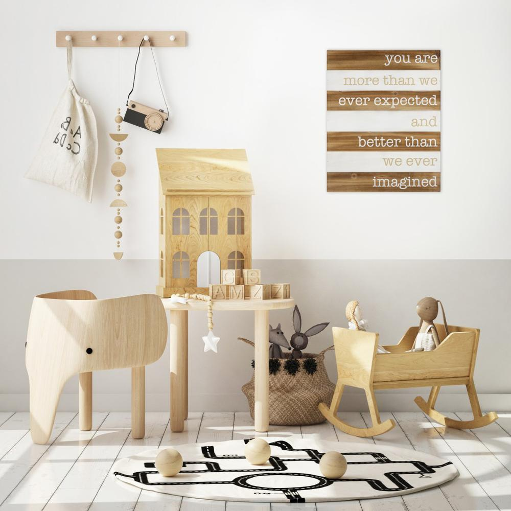 Better than Imagined Wooden Wall Art - 383267. Picture 2