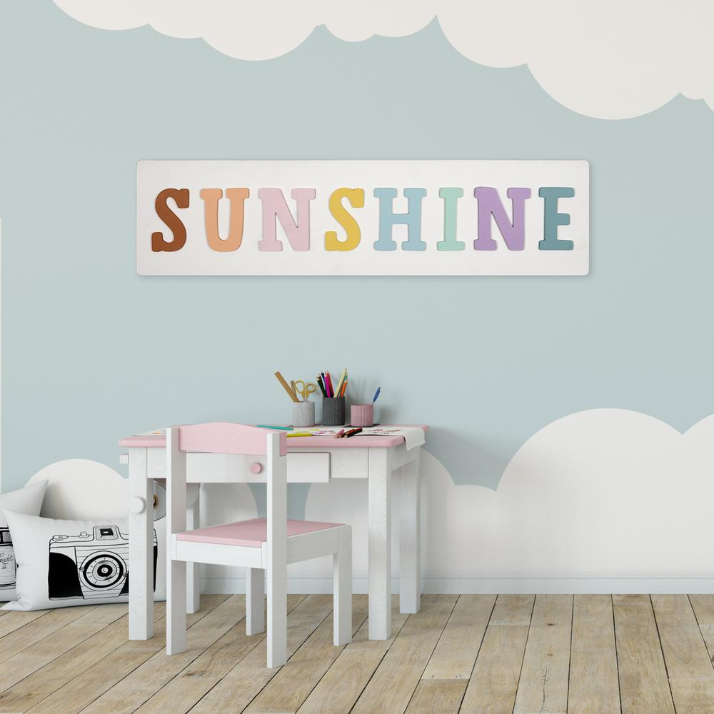Sunshine Colorful Wall Art - 383285. Picture 2