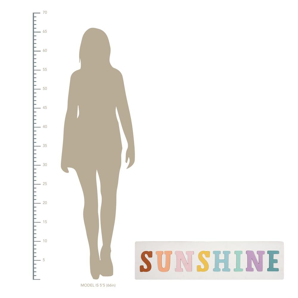 Sunshine Colorful Wall Art - 383285. Picture 4