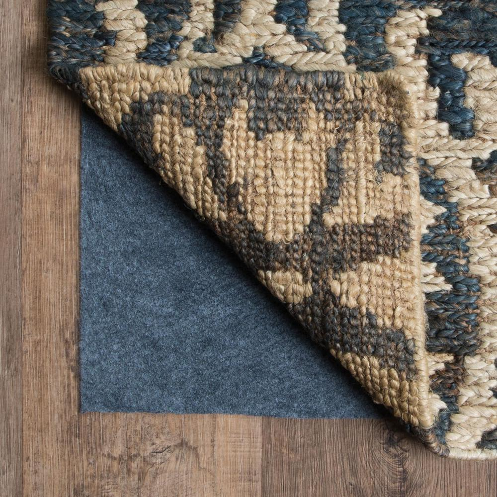 8'x11' Grey Premier Rug Pad - 383614. Picture 1
