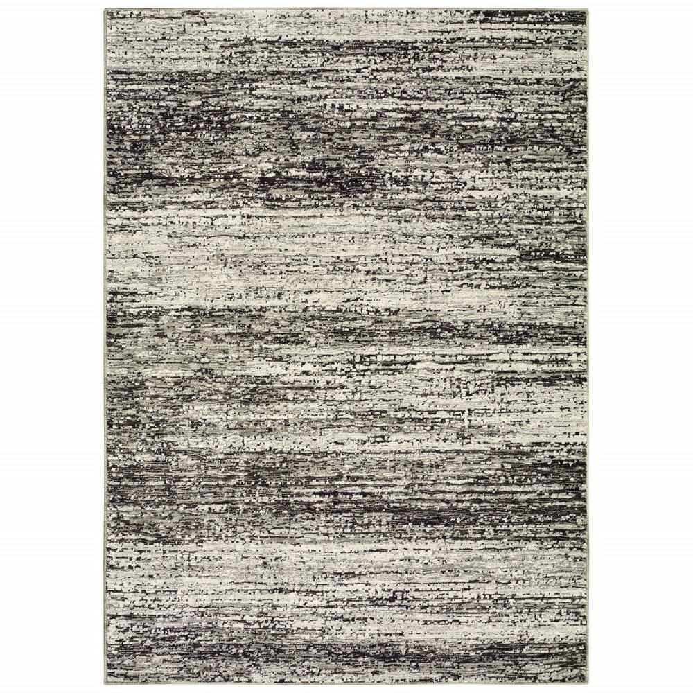 3'x5' Ash and Slate Abstract Area Rug - 383693. Picture 1