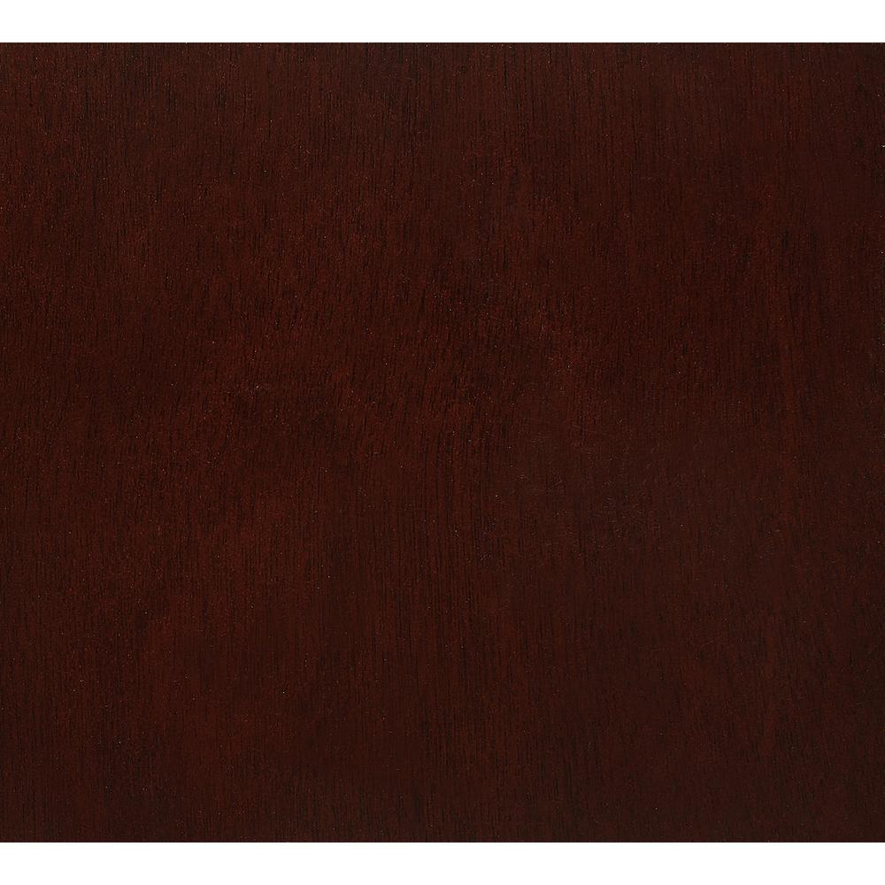 New Merlot Mirror with Rectangular Sleek Wood Trim - 384022. Picture 4