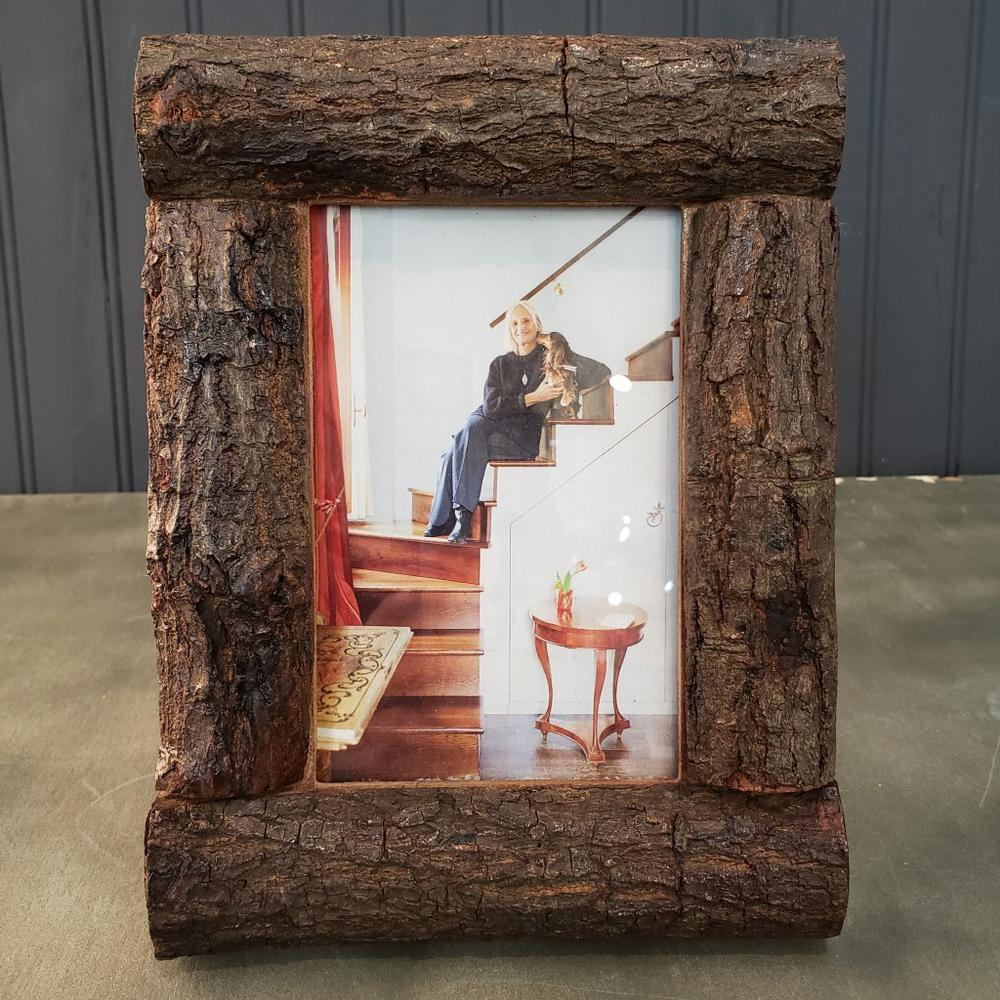 Log Cabin Style Picture Frames - 384103. Picture 6