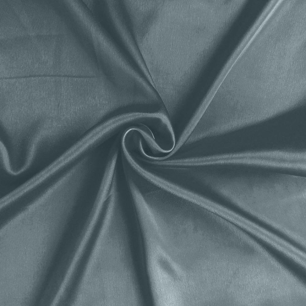 Gray Dreamy Set of 2 Silky Satin Standard Pillowcases - 387861. Picture 6