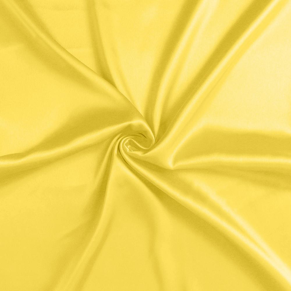 Lemon Dreamy Set of 2 Silky Satin Standard Pillowcases - 387867. Picture 6