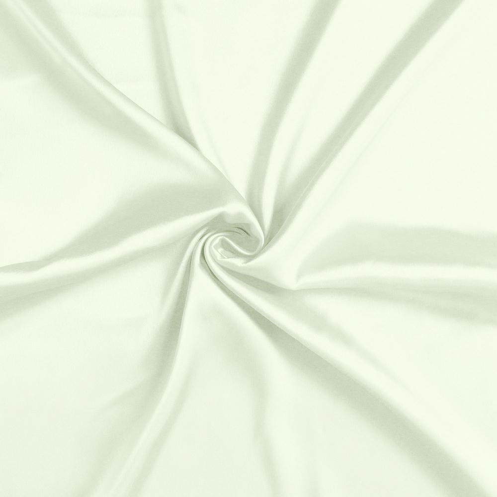 Ivory Dreamy Set of 2 Silky Satin Standard Pillowcases - 387882. Picture 6