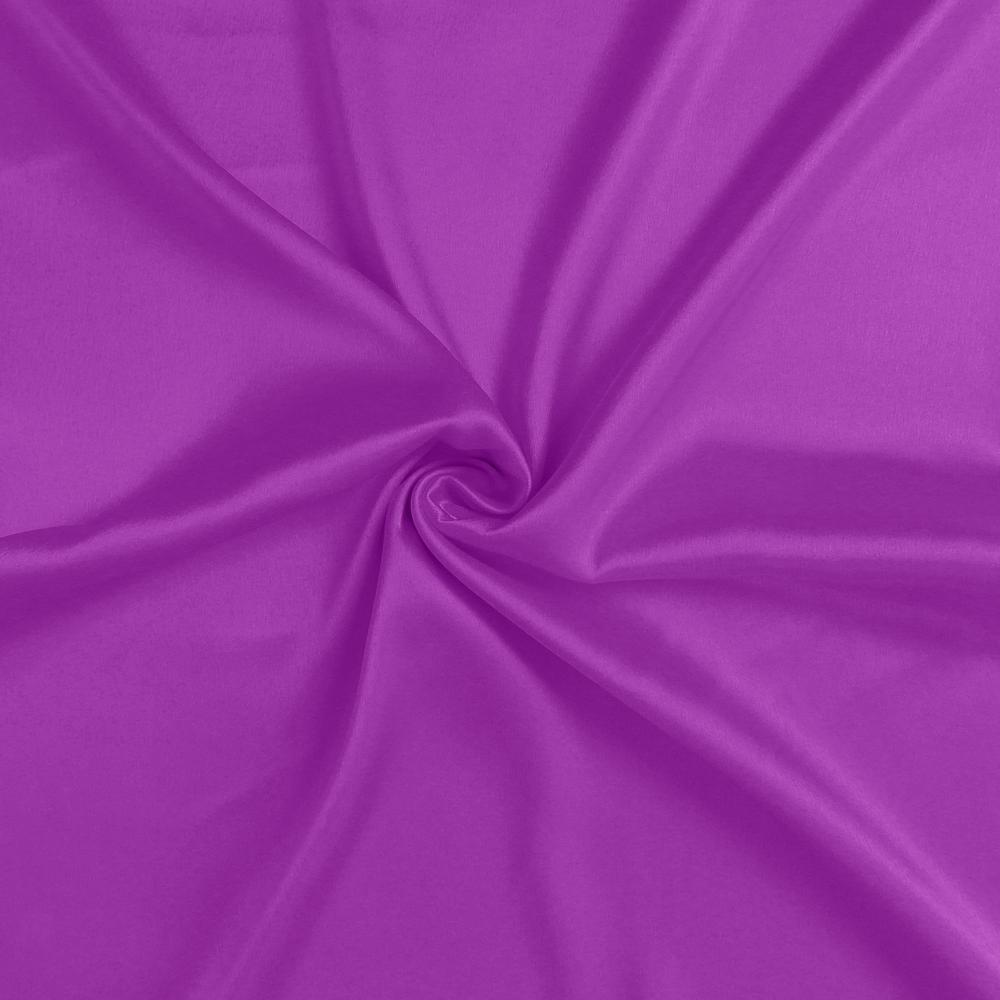 Purple Dreamy Set of 2 Silky Satin Standard Pillowcases - 387883. Picture 6